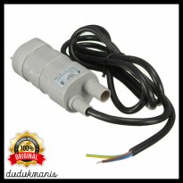 Pompa Air Aquarium Ikan Tahan Air Water Pump Fish Tank 12V PER-449