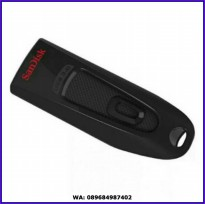 SanDisk Ultra USB 3.0 Flash Drive - 16GB - Hitam