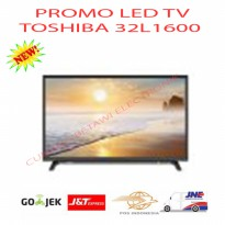TOSHIBA 32L1600 HD LED TV 32