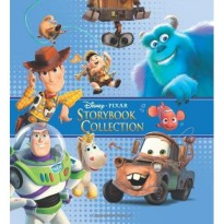 Buku Cerita Anak Disney - Pixar Storybook Collection (hard Cover)