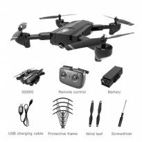 SG4K HD Drone FPV Wide-Angle V-Sigh Gesture