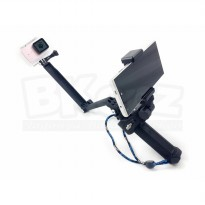 Monopod Tongsis 3 Way Anti Karat With Viewfinder Holder