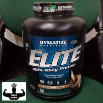 Elite 100% Whey Protein 5 Lbs By : DYMATIZE NUTRITION