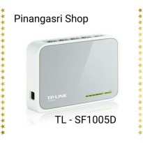 TL-SF1005D 5-Port 10/100Mbps Desktop Switch TP LINK TL SF1005D TP-LINK