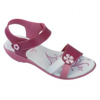 Sandal Heels / Wedges Anak Perempuan  Pink Catenzo Junior CLD 054 ori