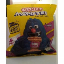 Mie Mamee Monster BBQ Flavour Noodle Snack