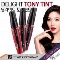TONYMOLY DELIGHT TONY TINT 01 CHERRY PINK