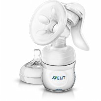 Philips Avent Natural Comfort Manual Breast Pump Pompa ASI