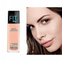 Maybelline Fit Me Matte Poreless Foundation 30ml (6 varian)