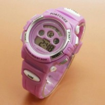 Promo Jam Tangan Fortuner 1600 Purple Original