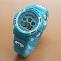 Promo Jam Tangan Fortuner 1600 Light Blue Original