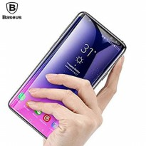 BASEUS ALL-SCREEN ARC-SURFACE TEMPERED GLASS FILM FOR SAMSUNG