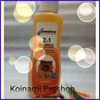 Shampo kucing conditioner