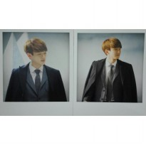 EXO A Sing for You official polaroid card (3)