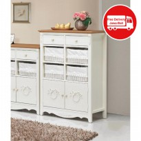 LEMARI ROSEMARRY 8 TOP OAK