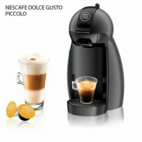 NESCAFE DOLCE GUSTO/ PICOLO/ MESIN COFFEE OTOMATIC/BY K