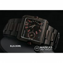 Jam Tangan Pria Police Rogue Dual Time Stainless Steel
