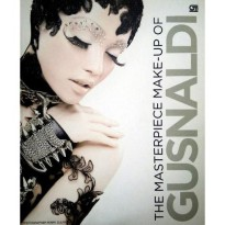 Buku Tata Rias The Masterpiece Make-Up Of GUSNALDI