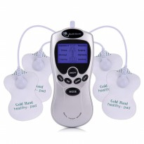 Digital Therapy Machine Massage Accu 4 Electrode Pad