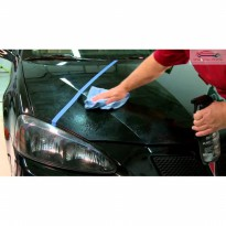 Spray Penghilang Noda Swirl Mark pada Mobil - TURTLE WAX JET BLACK WAX ORIGINAL USA