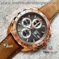 Jam Tangan Pria TAG Heuer Cal.16 Formula 1 Limited Edition Leather Wtc