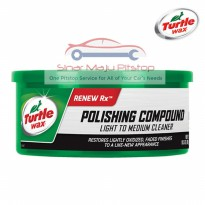TURTLE WAX POLISHING COMPOUND - Poles Mobil Penghilang Baret & Goresan ORIGINAL USA