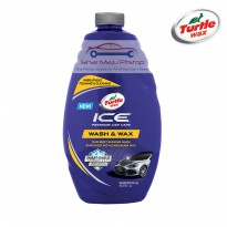 Turtle Wax ICE Premium Car Care Wash & Wax 1.42 Liter - Shampoo Mobil Original Made In USA