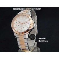Jam Tangan Wanita Bonia Passion Ladies Chronograph Stainless Steel