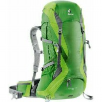 Deuter Futura Pro 36 Emerald Kiwi(Including Rain Cover)