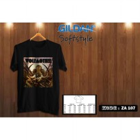 Kaos Musik Band Wolfmother - Kaos Original Gildan Softstyle