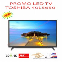 Toshiba 40L5650 Smart LED TV [40 Inch/FullHD/Opera/L56 Series]-Promo