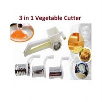 3 in 1 FAOKLEMAN PARUTAN Hand Rotary Multifunctional Grater