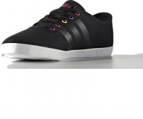 WOMEN ADIDAS NEO QT VULC SHOES ORIGINAL AW4745