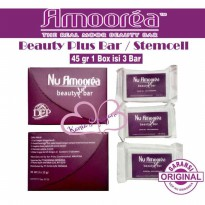 Sabun Nu Amoorea Beauty Plus Bar Stemcell 45Gr