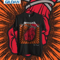 Metallica St. Anger - Kaos Band Original Gildan