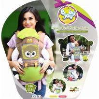 Gendongan Bayi Depan Baby Joy - Hipseat 4 in 1 Mochino