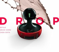 NESCAFE DOLCE GUSTO Krups | Drop Automatic Red merah |