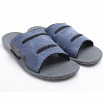 Dr.Kevin Men Sandals 17194 Blue