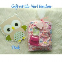 gift set tile 4in1 paris london ukuran nb