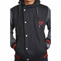 (Most Popular) Sweater Fleece Pria Terbaru - Jaket Harakiri Original Catenzo