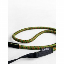 Loopy Green Camera Strap Gravity