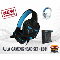 Gaming Head Set Aula - LB01