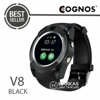 Jam Tangan Smart Watch Cognos V8 Digital Rubber ORIGINAL