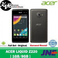 HP Android ACER LIQUID Z220 ROM 8GB RAM 1GB - Garansi - original