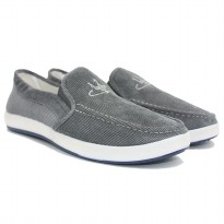 Dr.Kevin Mens Casual Slip-On Blagoveshchensk 13315 Grey