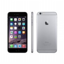 Iphone 6 Plus 64gb Grey Garansi Distributor 1 Tahun