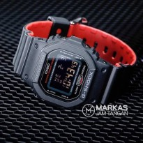 Jam Tangan Pria Casio G-Shock DW-5600 Digital Rubber Watch ORIGINAL