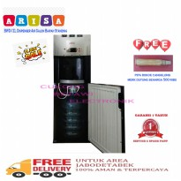 Arisa BWD-1ZL Dispenser Air Galon Bawah Standing-Resmi