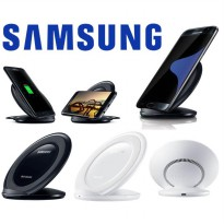Official Samsung Wireless Fast Charging Stand Pad EP-NG930