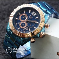 Jam Tangan Pria Guess Collection Gc Men SportRacer Chronograph S.Steel